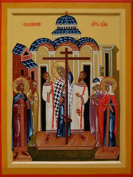 Święto Podwyższenia Krzyża Pańskiego - Krzyż w Tradycji Cerkwi Prawosławnej